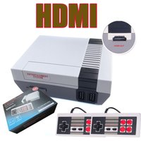 Wholesale Hdmi Android For Tv - HD HDMI Mini Retro Video Game Player Classic TV Video Handheld Game Console Built-in 500 Classic Games For NES HDMI Game 2017