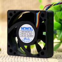 Wholesale Audio Processors - New NONOISE G5015M12D1 6 12V 0.200A 5015 50 * 50 * 15MM4 line car audio cooling fan