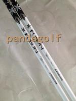 Wholesale Graphite Wholesale - new Golf Driver Woods Clubs Shaft FUBUKI K50 R S Flex graphite shaft K50x5ct golf clubs