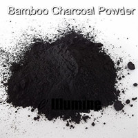 Wholesale Oral Mask - Bluk Bamboo Activated Charcoal Powder Decontamination Tooth Oral Whitening For Skin Care Makeup Mask Handmade Soap Black Color Oral Care