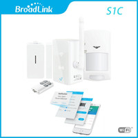 Wholesale Home Control Automation System - Wholesale- Broadlink S1C+Accessories,SmartOne Alarm&Security Kit For Smart Home Automation Alarm System IOS Android Remote Control
