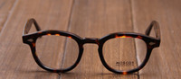 Wholesale framing media - Moscot Lemtosh Eyeglasses Tortoise Frame clear lenses medium size Brand New with Box