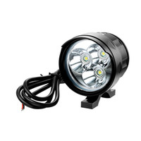 Wholesale motorcycle led spotlights - New Arrival high power motorcycle LED headlamps light T6 electric car headlights spotlights fog lights flash light