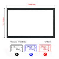 Wholesale Volvo Car Kit - Car Radio Stereo Fascia Panel Frame Adapter Fitting Kit For Volvo S40(1995~2004) [SKU#:4405]