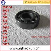Wholesale full ceramic bearings - Wholesale- Free shipping 1pcs MR104 6001 623 606 636 629 6000 696 627 688 628 6802 full SI3N4 ceramic bearing
