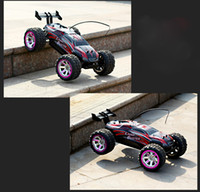 Wholesale Super Speed Rc - Wholesale-4CH 4WD Shaft Drive RC Car High Speed Stunt Racing Car Remote Control Super Power Off-Road Vehicle VS Wltoys 1:12 A979