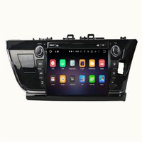 Wholesale Android6 inch core RAM G car DVD stereo player for Toyota Corolla right with WIFI Bluetooth USB DVR ROM G