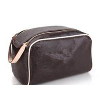 Wholesale hanging makeup case - 2017 New Men   Women Hanging Travel Cosmetic Bags Durable Waterproof Cosmetic Case Beauty Box Organizer Makeup Toiletry Bag 4752