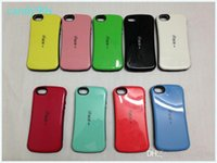 Wholesale I Face Covers - Hard i face iface back cover case for iphone 6 plus 5s 5c 4s samsung galaxy s5 s4 s3 note 4 3