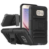 Wholesale impact pro - For Zmax Pro Z981 Iphone 8 Armor Case Impact Hybrid Case 360 Degree Rotating Belt Clip Holster Kicksatand Case For LG K10 Iphone 7 Plus OPP