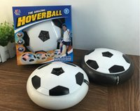 Wholesale Soccer Puzzles - HoverBall children's toys soccer floating toys baby indoor air cushion air suspension collision football puzzle parent-child interactio