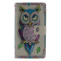 Wholesale Xperia Wallet - High Quality Phone Cover For Sony Xperia T3 M50W D5102 D5103 D5106 stand design Card holders PU leather Case for SONY T3
