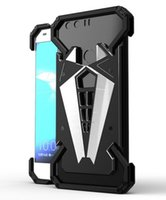 Wholesale thor metal phone case - Phone Shell Case Phone Case for Samsung S7 edge Metal Aluminum LuxuryTough Armor THOR Mobile Phone Cases Cover
