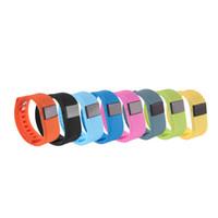 tw64 смарт браслет смотреть оптовых-fit bit tracker Tw64 bluetooth браслет смарт браслет Браслет фитнес-трекер Bluetooth 4.0 fitbit flex часы для ios android