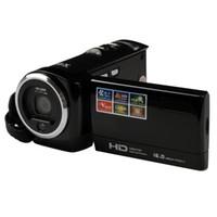 zoom hd 16 venda por atacado-Atacado-HD HD Turismo câmeras mini câmera digital Home anti-shake 16 vezes zoom óptico
