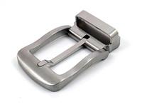 titan gürtelschnallen großhandel-Titan GR5 Pin Gürtelschnalle Nickel-frei Anti-Korrosions-Anti-Allergie No-Plating Leichtgewicht 47g mit Gürtelschlaufe für Gürtel Breite 32mm bis 34mm