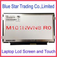 Wholesale wxga hd screen resale online - M101NWN8 R0 quot LED LCD Screen Panel For LENOVO IDEAPAD A10 WXGA HD X768 Slim