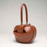 Wholesale Shoulder Bag Minimalist - 2017 New High Quality Fashion Women Genuine Leather Handbags Shoulder Bag Retro Minimalist Bag Handbag High-end Bag dhY-399