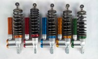 Wholesale Dirt Bike Shock Absorber - 320MM Front Motorcycle Shock Absorber Rear Suspension Honda Yamaha 125-250cc ATV Dirt Bike Universal CM25
