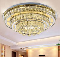 100cm NOUVEAU Modern LUXURY LED Crystal Ceiling Light Diving Room Lobby Pendant Lamp