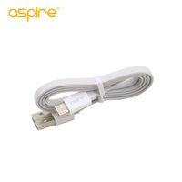 Wholesale Stainless Steel Cable Connectors - Original Aspire USB Type C Cable Male Connector USB Charger 3A Quick Charging Aspire NX75 Mod Aluminium Alloy and Stainless Steel