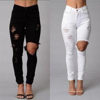 Canada Ladies White Stretch Jeans Supply, Ladies White Stretch ...