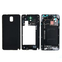 Custodia originale per cover full-face per bezel per Samsung Galaxy Note 3 N900 N900 Repair Parts