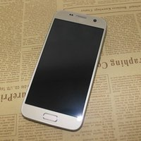 Wholesale Cheap Android 5mp Phone - new Cheap S7 2G GSM Cell Phones Quad Core CPU 1.0GHz 512M RAM 4GB ROM 960*540 5MP Unlocked Smartphone