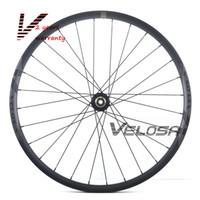 Wholesale Mtb Wheelset 29er - 29er MTB XC AM boost carbon wheelset with N791 792 hubs, 29inch mountain bike XC AM wheelset,tubeless ready,15x110,12x148 boost version