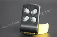 Wholesale Face Wireless Remote - Wholesale-Auto-scan 285-868Mhz universal remote control for the gate wireless switch transmitter face to face copy clone remote ZDURC