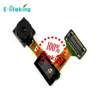 Wholesale Galaxy Note Camera Replacement - Front Facing Camera for Samsung Galaxy Note II N7100 N7105 Rapir Parts Replacement With free shipping
