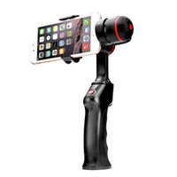 Compra Steadicam Iphone-WenPod 360 gradi SP2 2 assi stabilizzatore gimbale stabilizzatore video palmare cellulare 2 assi gimbal steadicam per iphone 6 7 plus android Smartphone