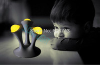 Wholesale Glowing Nightlight - Wholesale- SLONGLIGHT NEW DESIGN Romantic Color changing Glo Nightlight with Portable Glowing Balls,BOON globe lamp Christmas Gift Baby toy