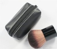 Wholesale Good Ideas - Makeup 182 rouge brush blusher brush and Leather bag M182 free shipping hot sale from idea good