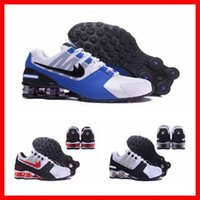 Wholesale Bowls Crystals - mens shoes air shox avenue turbo 802 crystal lace flat casual sneakers for best sale men running online trainer casual walk shoe black