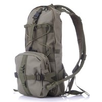 Wholesale Balloon Hunt - Joysun multifunctional portable bag backpack containing 2.5L water balloon ride outdoor sports shoulder camouflage bag manufacturers