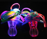 Wholesale glow products wholesale - Wholesale- Ailin Light-Up Toys free shipping led whistle stick novelty led toy glow products birthday gift 10pcs