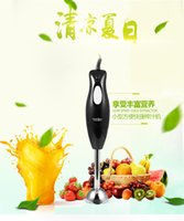 Wholesale Milk Shake Mix - Hot Sale Multifunctional Household 300W Electric Stick Blender Hand Blender Egg Whisk Mixer Juicer Meat Grinder Food Processor