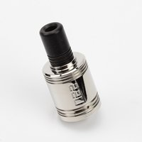 Wholesale Cheapest Rda - Wholesale- Clone N22 RDA Tank RBA 22mm Diameter Rebuildable Dripping Drip Tip 510 Thread The Cheapest E Cigarette Atomizer