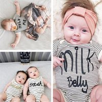 Wholesale Toddler Clothing China - 2017 newborn baby rompers sleeveless infant girls boys clothes o-neck toddler jumpsuits cute baby sets summer fashion china imported clothes