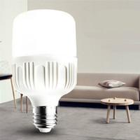 Wholesale Led E14 China - LED E27 White Light Bulbs 30W AC85-265V 2835SMD 2700LM 80RA E14 B22 E12 E26 Globe Lamps Lighting Direct Shenzhen China Factory Wholesales