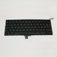 Wholesale Apple French Keyboard - Genuine FR French Keyboard For Macbook Pro 13'' A1278 French FR France Keyboard Replacement High Quality