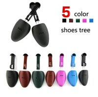 Wholesale Stretcher Shoes - The New Designed Plastic Adjustable Stretcher   Boot Support Of Colorful Men And Women Shall Prevent The Crease Wrinkle Deformat shoes tree