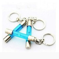 Wholesale Static Electricity Eliminator - Fashion Dynamic Anti Static Electricity Eliminator Remover Key Chain for Car SUV