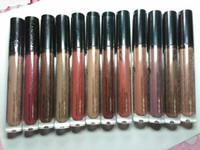 Wholesale ny lipstick resale online - New Colors Ny xLipstick Lip Lingerie Matte Liquid Lipstick Waterproof Lip Gloss Long Lasting Lipstick Makeup Maquillage