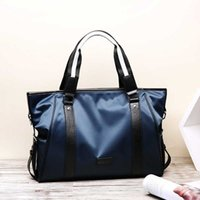 Wholesale Cloths Korean Male - Caroris Brand male package new men's business briefcase Leisure handbag Korean version men Multifunction male bag Oxford cloth computer bag