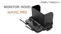 Wholesale Monitor For Fpv - PGY L128 FPV Phone Monitor Hood Sunshade for DJI Mavic Phantom 4 PRO Osmo Hot