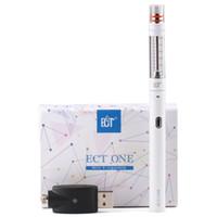 Wholesale Mini Ego Smart Kit - MINI ECT ONE 450mAh 1.3ml with 510 ego thread battery lady favourite E smart vaporizer vape pens electronic cigarette starter kits