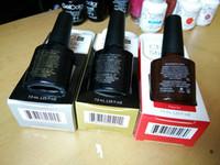 Wholesale top color gelish - 7.3ML Power Polish Base Top color coat Soak off LED UV gel nail polish nail gel frence nails harmony gelish polish
