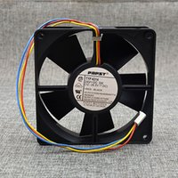 Wholesale Dual Ball Bearing - Germany EBMPAPST TYP 4314 12032 24V 5W 3 wire dual ball frequency converter cooling fan